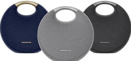 Onyx Studio 5 sẽ có ba màu sắc khác nhau cho người dùng lựa chọn bao gồm: xám, xanh và màu đen