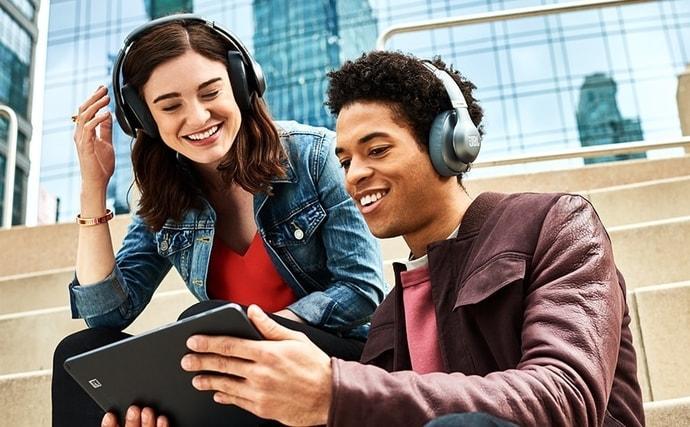 Kết nối 2 tai nghe