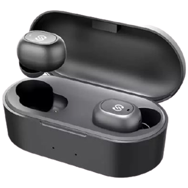 True Wireless Earbuds SOUNDPEATS TrueFree+ - Chính hãng Black