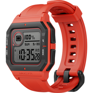VĐT Amazfit NEO/Red - TBH Red
