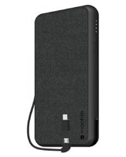 Mophie Powerstation Plus XL Fabric 10.000 Lightning/Micro USB - Chính Hãng