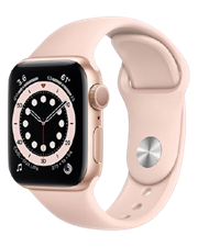 ĐH Apple Watch Series 6 GPS, 40mm Space Gray Aluminium - TBH - 122 Thái Hà