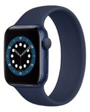 ĐH Apple Watch Series 6 GPS, 44mm Blue Aluminium Case with Deep Navy Sport Band - Regular - TBH - 122 Thái Hà