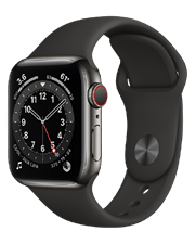 Apple Watch Series 3 GPS 42mm Space Grey Aluminum Black Sport - VN/A - TBH - 122 Thái Hà