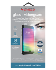 Miếng dán màn hình InvisibleShield Glass+ VisionGuard iPhone 7/8Plus