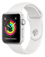 Apple Watch Series 3 GPS 38mm Silver Aluminum Case with White Sport Band (VN/A)- 168 TRẦN HƯNG ĐẠO, PHAN THIẾT