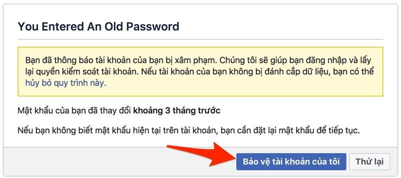 fb-5 Mách bạn cách lấy lại tài khoản Facebook nhanh nhất khi bị hack