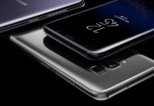 smartphone mới của samsung