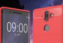Nokia 9 xuất hiện ngoài đời thực với màn hình cong tràn cạnh và...