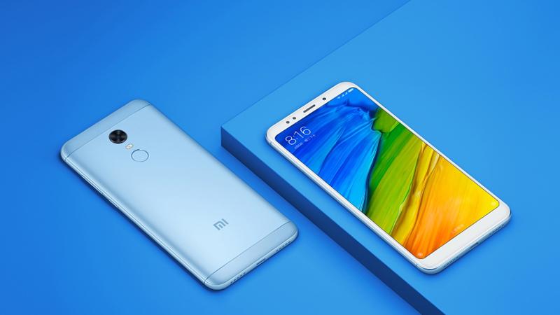 ra mắt Xiaomi Redmi Note 5