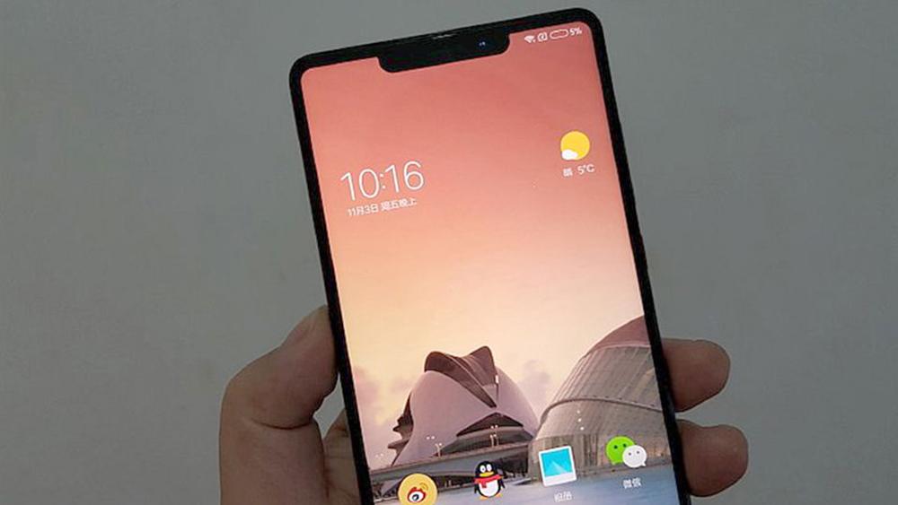 Xiaomi Mi Mix 2S bất ngờ lộ diện giá bán, rẻ hơn cả Mi MIX 2