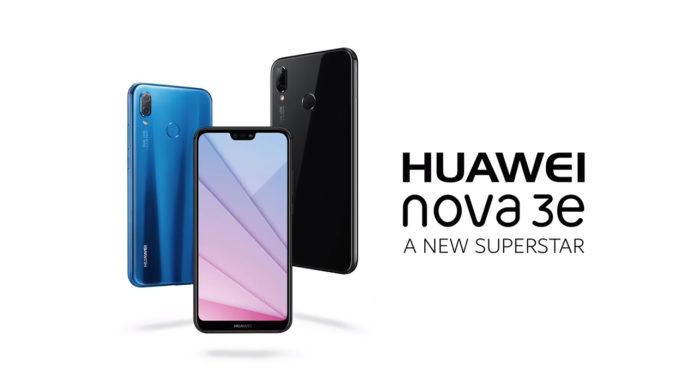 Tính năng Huawei Nova 3e