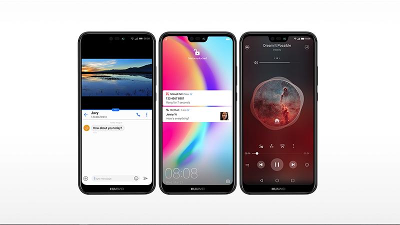 3e4 Tất tần tật những tính năng hấp dẫn trên Huawei Nova 3e mà bạn cần biết trước khi mở bán