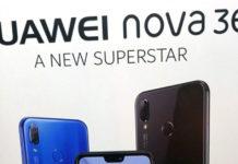 """CHÍNH THỨC: Huawei Nova 3e """"Tai thỏ"""" và camera kép 20MP sẽ ra mắt..."""