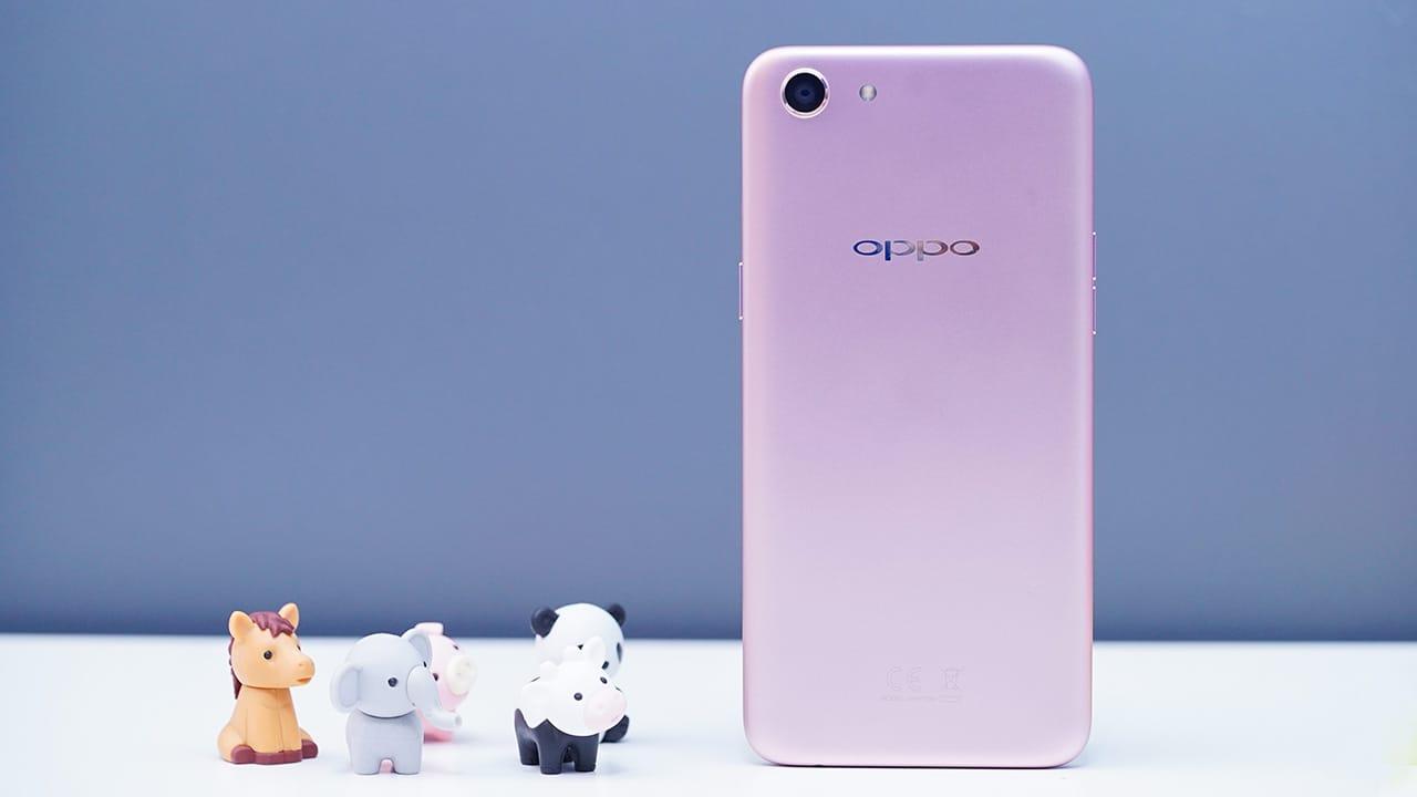 OPPO A83 Pro chính thức ra mắt: Chip MediaTek MK6737T, RAM 4GB, giá