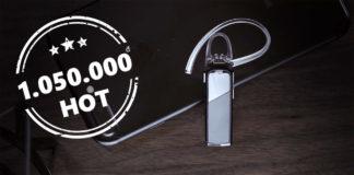 Tháng phụ kiện: Tai nghe thương hiệu Mỹ Plantronics 80 giá cực tốt chỉ từ 1.05 triệu đồng