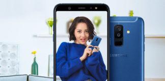 Galaxy A6/A6+ chính thức ra mắt tại Việt Nam, giá từ 6.990.0000đ, đặt hàng ngay nhận quà khủng