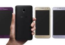 Galaxy J4 chính thức ra mắt: Màn hình 5.5 inch, pin 3.000 mAh, Android Oreo