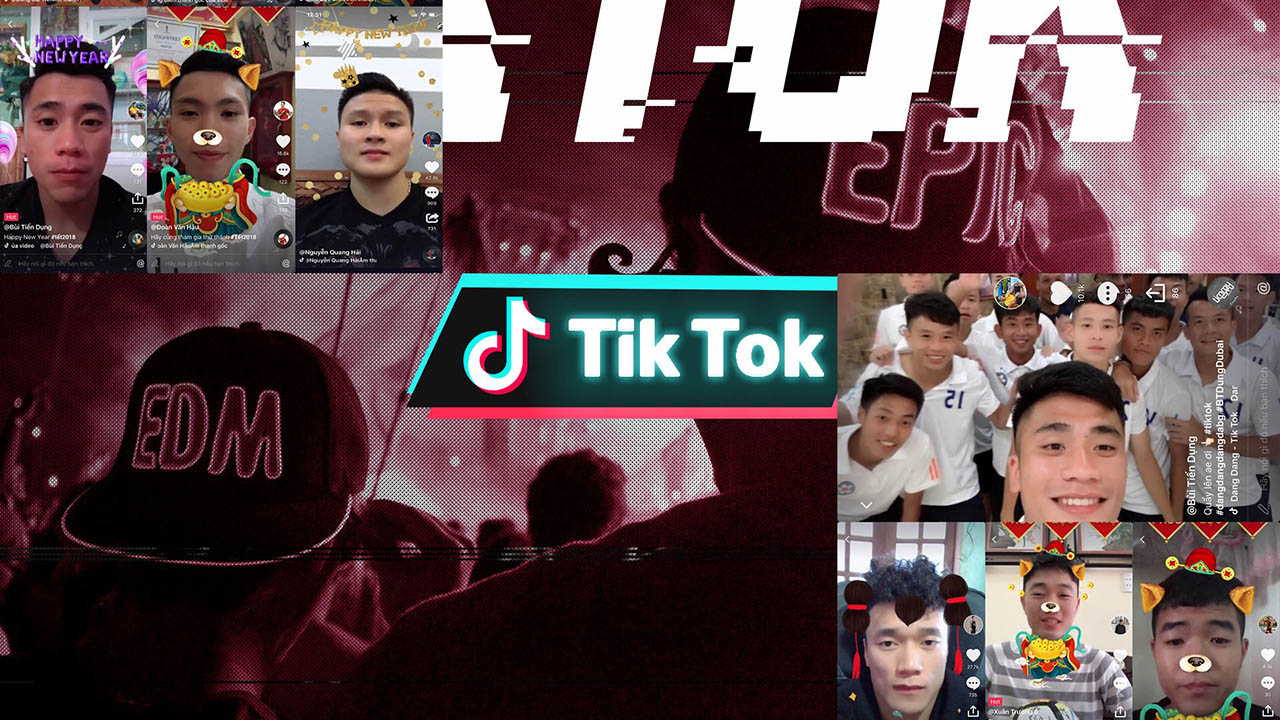 TIK TOK: Hướng dẫn sử dụng phần mềm nhép theo nhạc hot nhất hiện nay