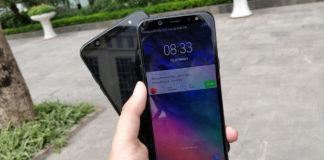 Trên tay Galaxy A6 và A6 Plus: Bộ đôi smartphone mới nhất từ Samsung