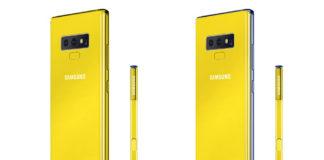 """Đây chính là Galaxy Note 9 Vàng Hoàng Kim mà Samsung đã """"thả thính"""""""