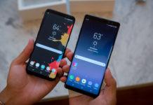 Samsung chưa từng có ý định sản xuất smartphone màn hình tai thỏ