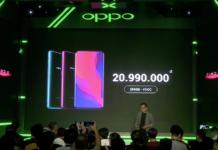 OPPO Find X ra mắt Việt Nam: giá 20.990.000 đồng cho bản Snapdragon 845,...