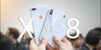 Counterpoint: iPhone 8 đứng đầu danh sách bán chạy nhất, iPhone X đứng thứ 3