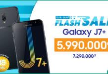 Galaxy J7+ camera kép giá giảm sập sàn chỉ còn 5.990.000 đồng, trả góp...