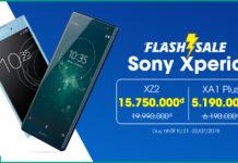 Hai mẫu smartphone Sony Xperia đang giảm giá cực mạnh, có mẫu lên tới...