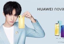 Huawei Nova 3 chính thức mở bán với 4 màu sắc khác nhau, giá...