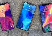 3 mẫu iPhone X 2018 đã xuất hiện mặt kính bảo vệ, vẫn còn...