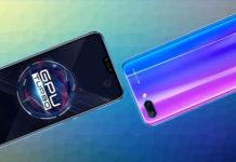 Honor 10 GT sẽ mở bán từ ngày 24/07 với giá từ 8.7 triệu...