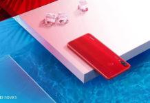 Huawei công bố ngày mở bán Nova 3 màu Đỏ Acacia tuyệt đẹp, giá...