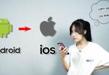 Cách biến mọi điện thoại trở thành iPhone một cách dễ dàng