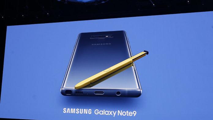 Samsung ra mắt Galaxy Note 9: Bút S Pen Bluetooth, pin 4000 mAh, giá từ 24.490.000 VND
