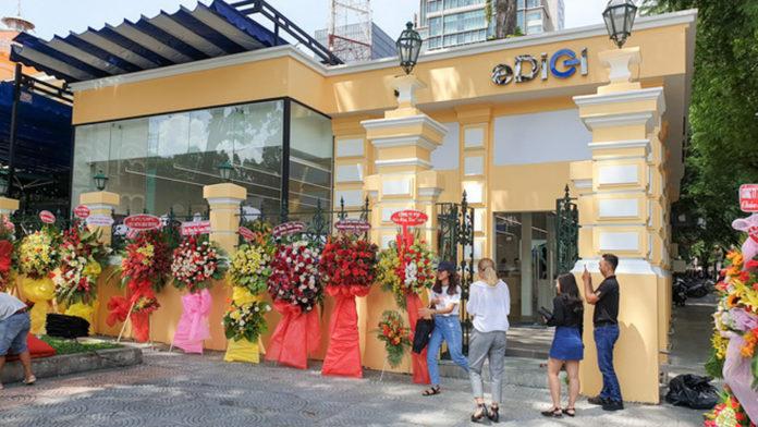 Cửa hàng Apple eDiGi đầu tiên tại Việt Nam chính thức khai trương