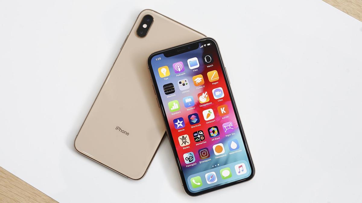 iPhone XS Max thiết kế sang trọng