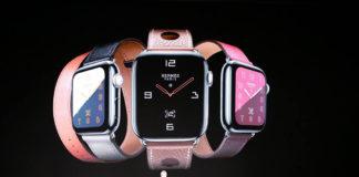 Apple Watch Series 4 ra mắt: Màn hình tràn viền, đo điện tâm đồ, giá 9.3 triệu đồng