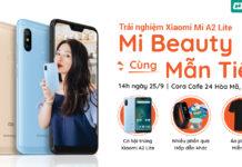 Cùng hotgirl Mẫn Tiên khai phá Xiaomi Mi A2 Lite, nhận quà tặng ngập...