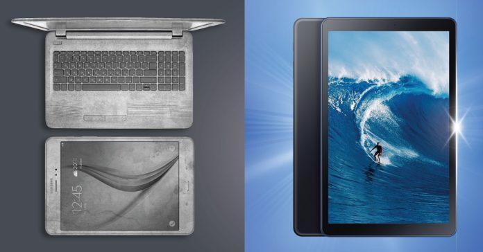 Thu cũ đổi mới Galaxy Tab A 2018