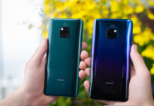 Huawei Mate 20 và Mate 20 Pro ra mắt: Kirin 980, vân tay dưới...