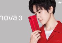 Huawei Nova 3 màu đỏ đặc biệt ra mắt: Giá 10 triệu đồng tặng...