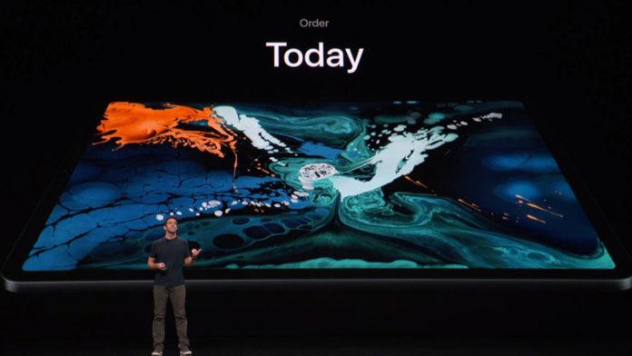 Mang lên bàn cân so sánh ipad pro 2018 và iPad Pro cũ