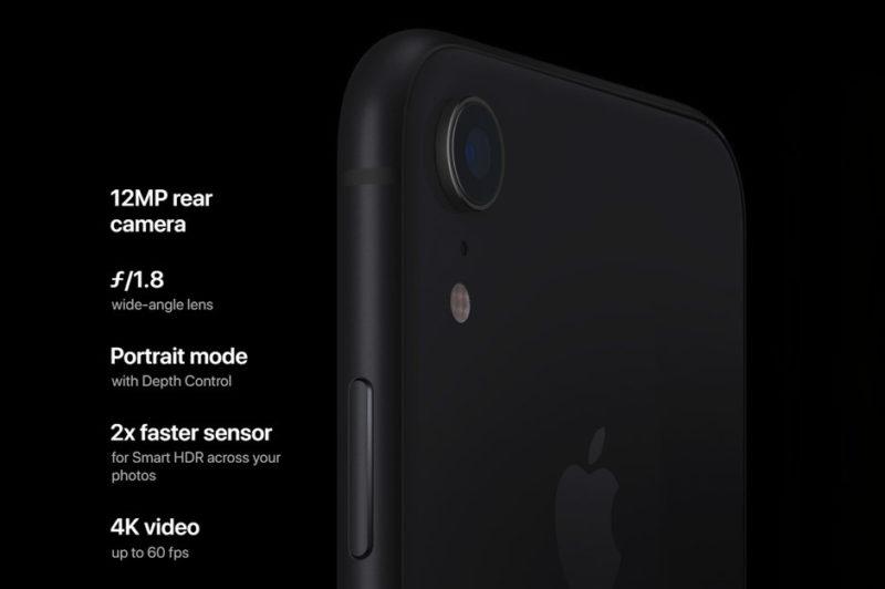 Tính năng iPhone Xr
