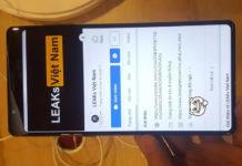 Xiaomi Mi MIX 3 đang hoạt động đã xuất hiện tại Việt Nam