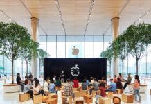 Apple store Thái Lan