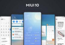 Cập nhật MIUI 10 cho smartphone Xiaomi