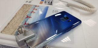 Galaxy S9 màu xanh
