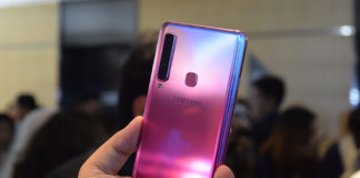 Giá bán Galaxy A9 2018